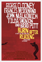 Locandina film Burn after reading