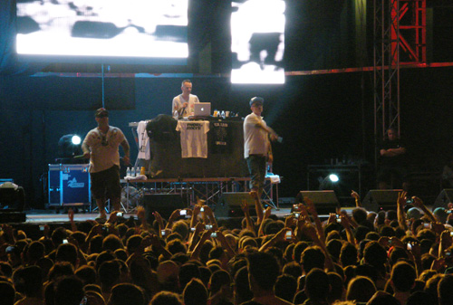 Concerto Rap a Carroponte