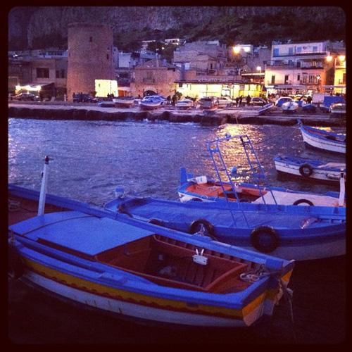 Mondello - Molo