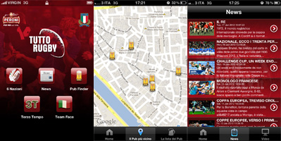 TuttoRugby App