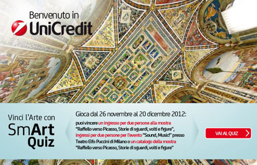 UniCredit SmArt Quiz