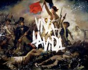 Coldplay - Viva la vida - cover album