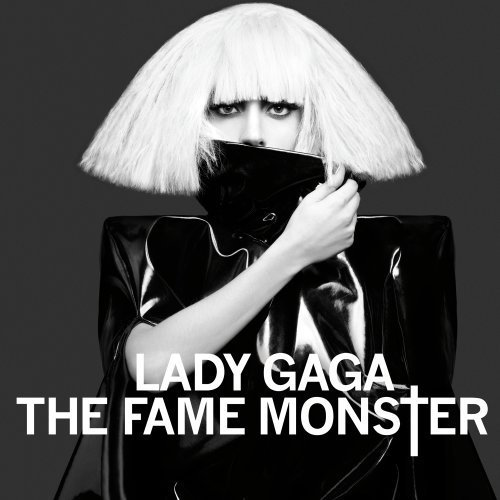 Lady Gaga - The fame monster (cover album)