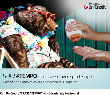 Concorso Unicredit Spassatempo