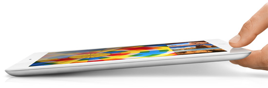 Apple iPad - Colori