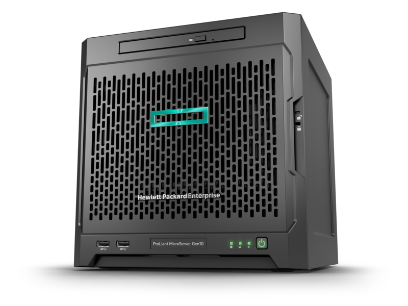 HP Proliant Microserver Gen 10